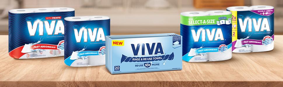 VIVA Rinse & Re-Use