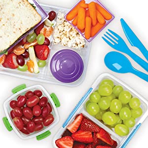 Food storage solutions for people on the go