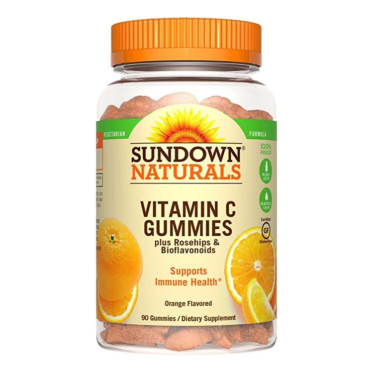 Sundown Naturals Vitamin C Gummies Reviews