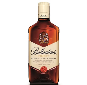 ballantines finest, whisky, ballantines