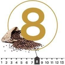 Lavazza Capsule Caffè A Modo Mio Qualità Oro, 10 Confezioni da 12 Capsule [120 Capsule]