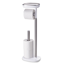EasyStore™ Standing Toilet Paper Holder