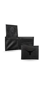 wallet,mens wallet,wallet for women,wallet for men,leather wallet,Texas Longhorns,Longhorns,Texas