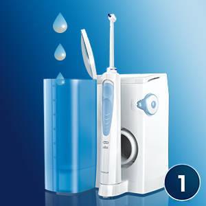 ORAL B - Idropulsore dentale elettrico