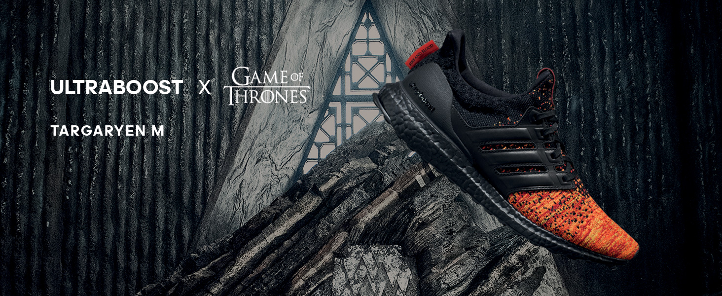 adidas x Game of Thrones Men's Ultraboost Running Shoes, Import It All