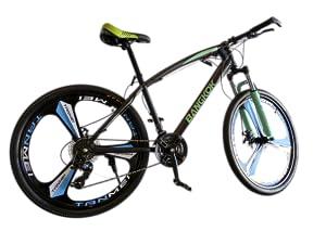 Una bicicleta de Helliot Bikes