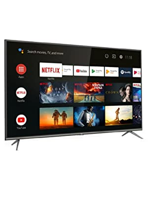 TCL 55EP640 Televisor 139 cm (55 Pulgadas) Smart TV con Resolución ...