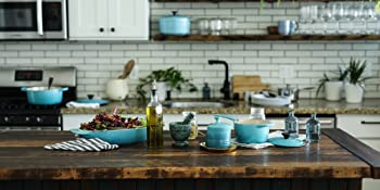 Le Creuset Product shown in Caribbean