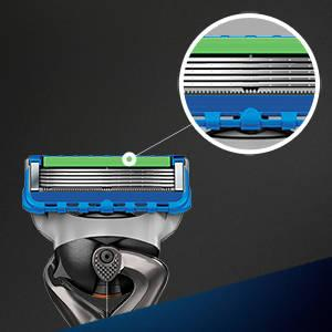 Gillette Fusion ProGlide Power - Cuchillas de recambio para maquinilla de afeitar, 8 unidades: Amazon.es: Salud y cuidado personal