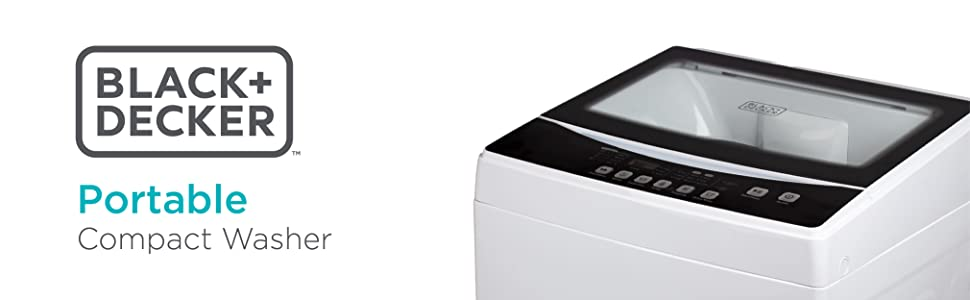 portable compact washer