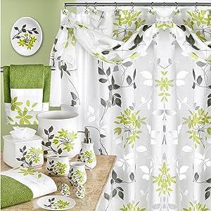 bathroom shower curtains, cool shower curtains, cloth shower curtains, contempo shower curtains,