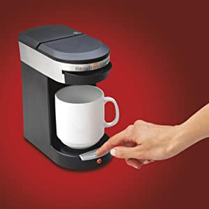 Amazon.com: Hamilton Beach 49970 Personal Cup One Cup Pod