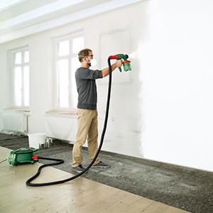 Bosch PFS 5000 E - Sistema de pulverización de pintura (1200 W, 2 ...