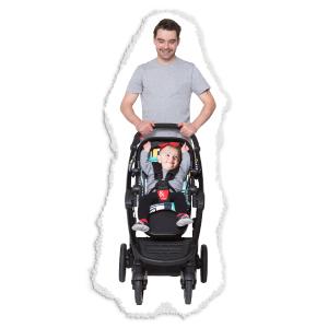 Phil Teds Mod Buggy Stroller Noir Amazon Ca Baby