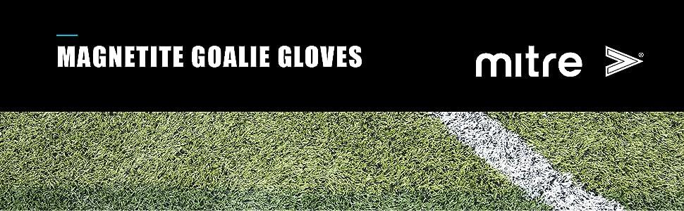 mitre miter soccer gloves ball football