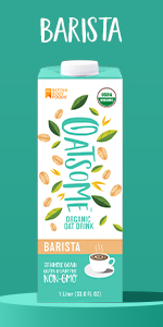 oatsome barista oat milk organic oat milk