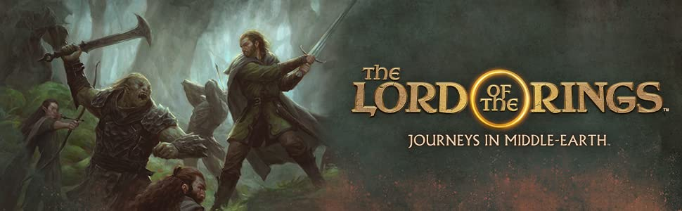 Lord of the Rings Journeys in Middle Earth JME01