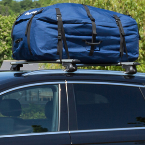 85965e0284 HandiHoldall Large Vehicle Roof Bag   Top Box (Navy Blue) - 330L ...