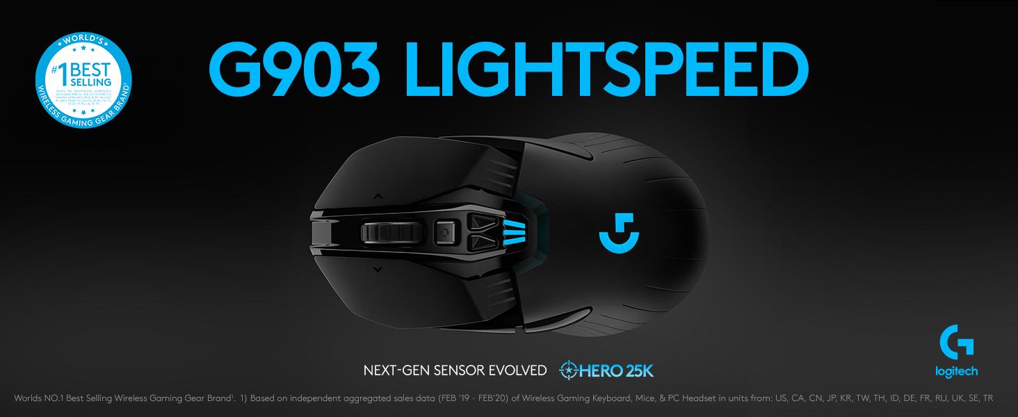 G903 Lightspeed