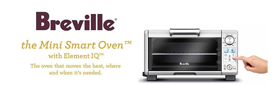 how to turn off breville mini smart oven