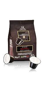 Capsule compatibili Nespresso Carracci Napoli
