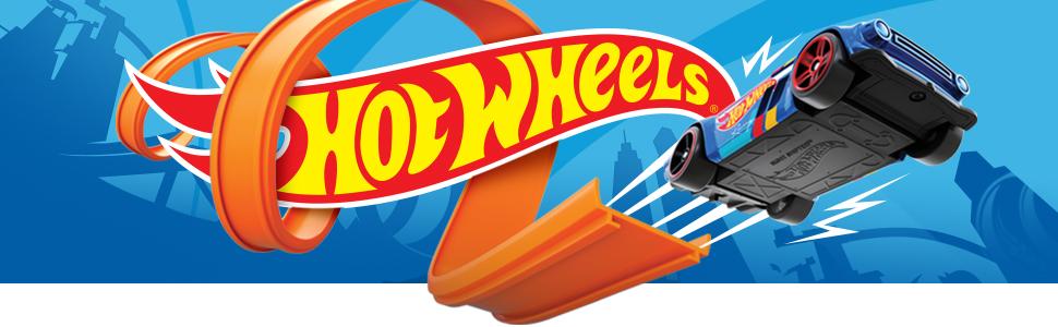 Toys & Hobbies Hotwheels Rebound Raceway Double Athletics Track Racing Toy Hot Wheels Boy Educational Car Toy Birthday Christmas Gift Fdf27 Hot Wheels