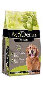 Original senior dry dog food