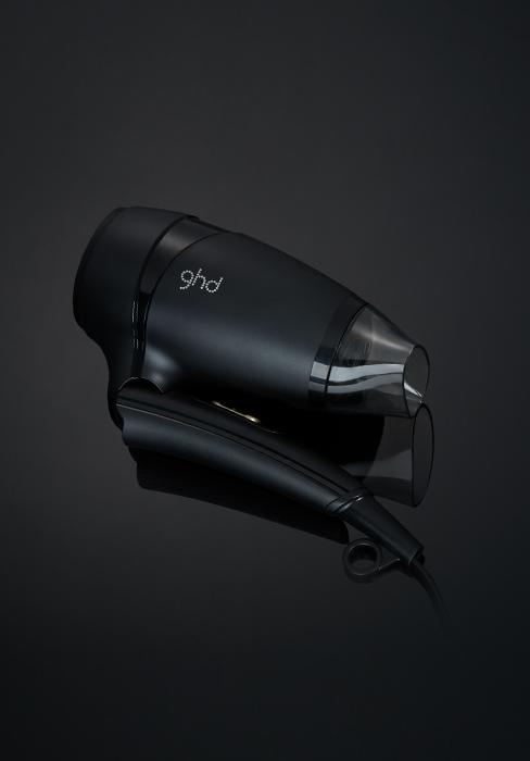 ghd Flight Travel Hair Dryer, travel hair dryer, travel blow dryer, lightweight hairdryer, hairdryer