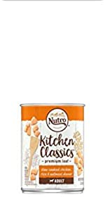 Nutro Kitchen Classics, Real ingredients, No chicken by products