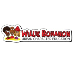 WB Series Logo - The Power Of A Positive No: Willie Bohanon & Friends Learn The Power Of Resisting Peer Pressure (Urban Character Education) (Willie Bohanon Urban Character Education)