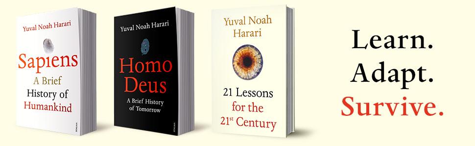 21 Lessons, Sapiens, Homo Deus, Yuval Noah Harari, Gladwell, Thinking, History, AI, Kahneman
