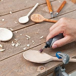 dremel stylo+, sanding, sand