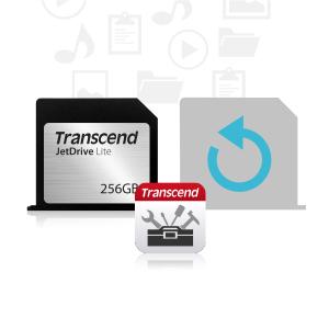 Transcend 256 Gb Jetdrive Lite Extra Computer Zubehör