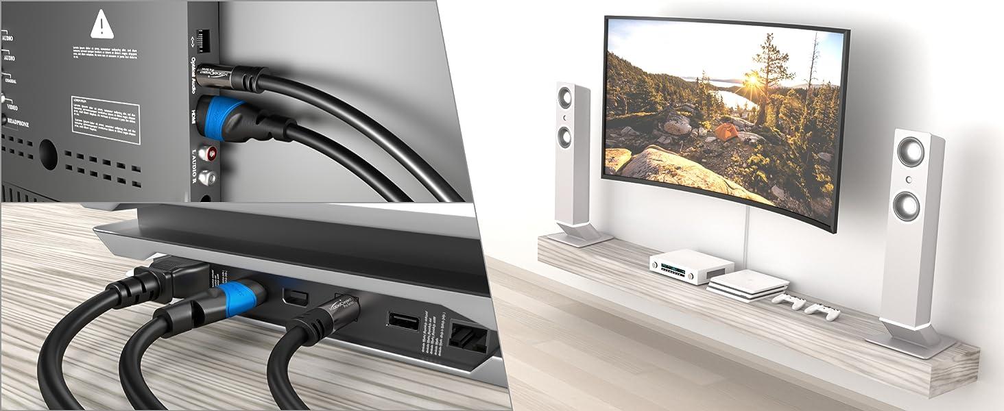 4K HDMI Kabel von KabelDirekt