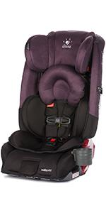 Amazon.com : Diono Radian R120 All-In-One Convertible Car Seat ...