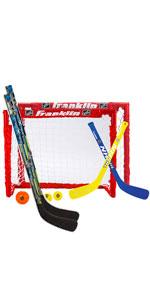 floor hockey net, franklin mini hockey nets, hockey mini, hockey mini sticks, indoor hockey, hockey