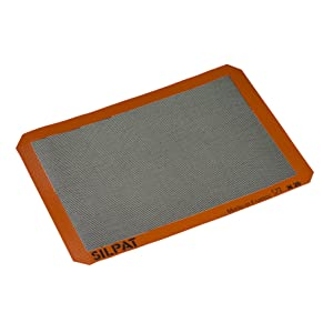 Silpat silicone bread baking mat