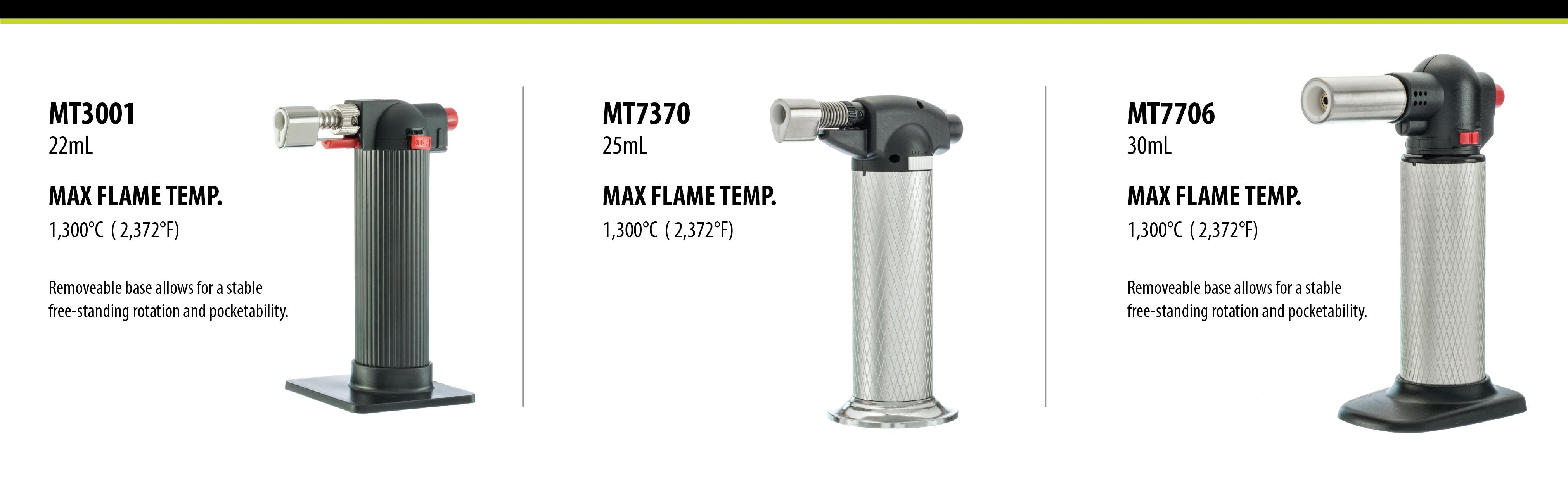 blazer piezo micro torch manual