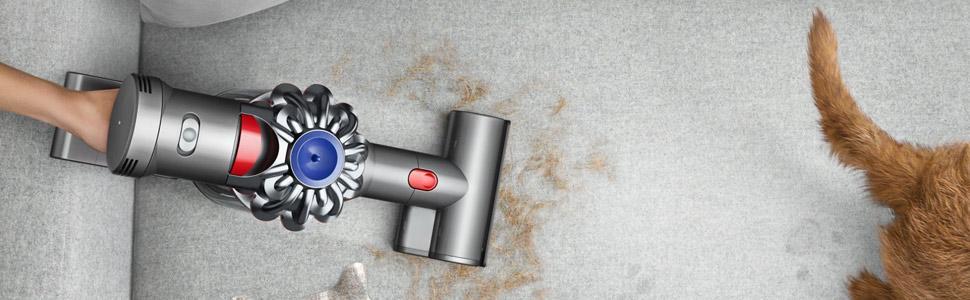 Aspiradora de Mano Inalambrica V7 Trigger Dyson 11