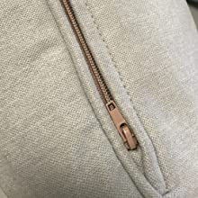 zippers,cording,high end slipcover