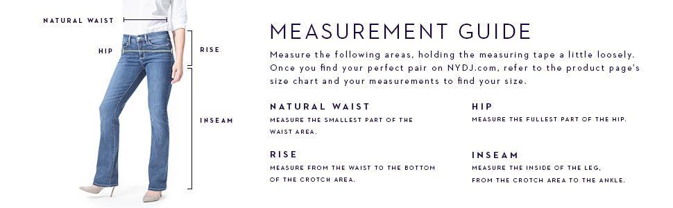 Amazon com nydj women s petite size marilyn straight leg jeans