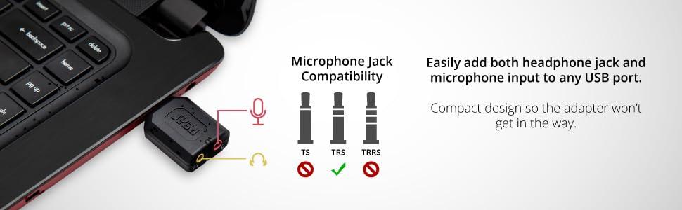 Audio Jack compatibility