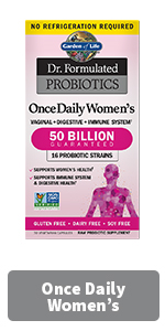 once daily probiotics