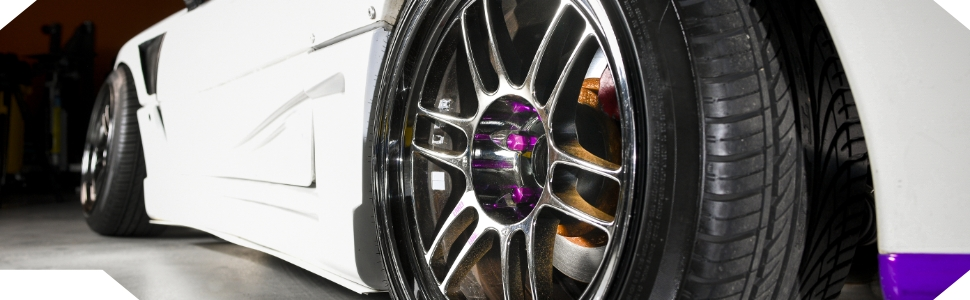 Make your wheels stand out
