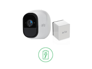 Arlo, Pro, Rechargeable, battery