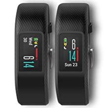 Garmin Vivosport Pulsera de Deporte con GPS y Monitor de Ritmo ...