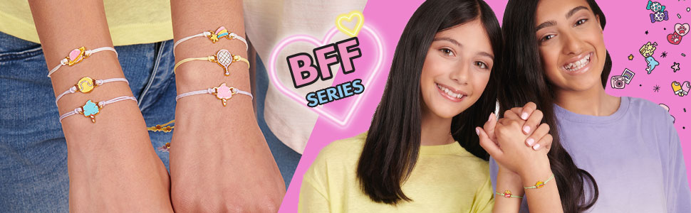 Lucky Fortune Collector Bracelets BFF Series