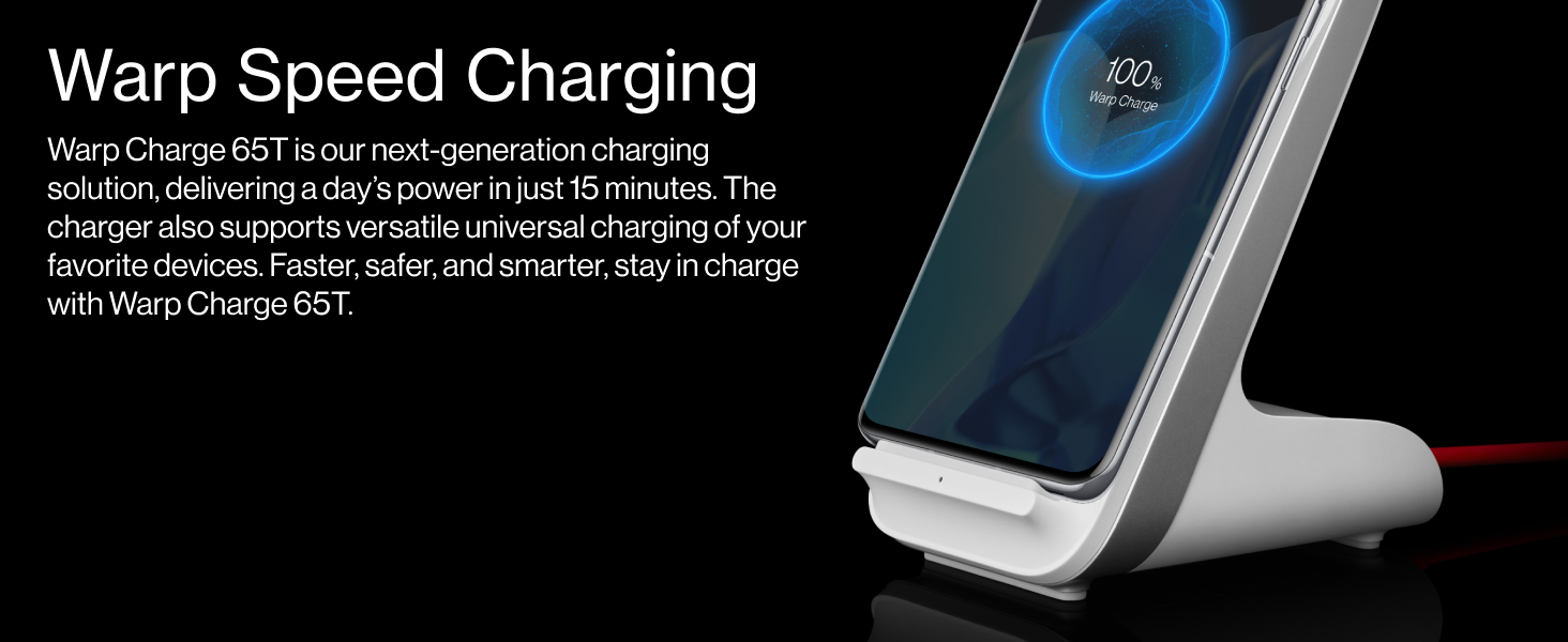 Warp Charging 9 Pro