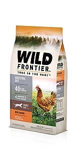Amazon.com : WILD FRONTIER Kitten Grain Free Dry Cat Food ...