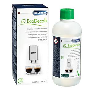 Delonghi Ecodecalk - Líquido descalcificador universal, cafeteras superautomáticas, 500 ml, ecológico y eficiente, compatible cafeteras modelos ECAM / ETAM: Amazon.es: Hogar